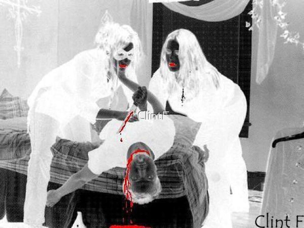 Judith&Holofernes by ClintF