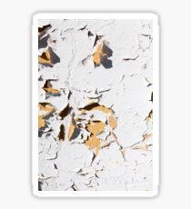 Peeling Paint Sticker
