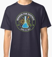 March for Science 2017 Classic T-Shirt