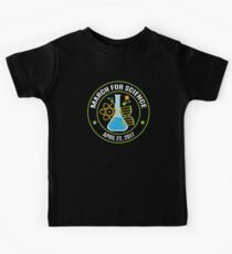 March for Science 2017 Kids Clothes