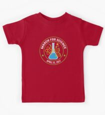 March for Science 2017 Kids Tee