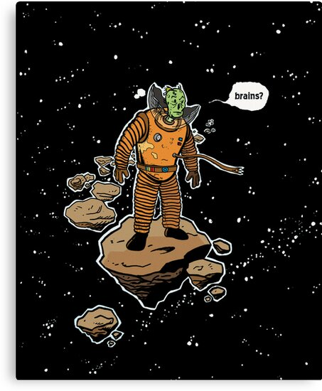 Astrozombie by Dennis Culver