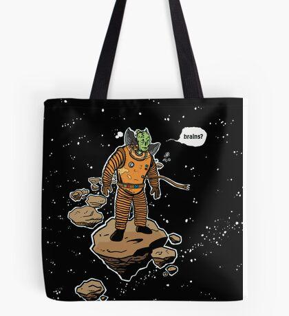Astrozombie Tote Bag