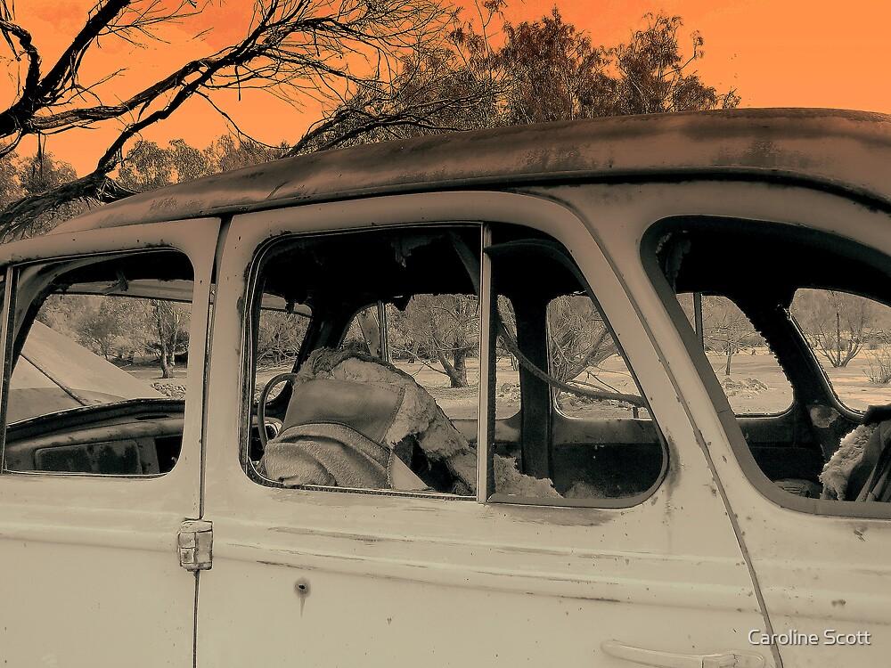 Old N Rusty by Caroline Scott