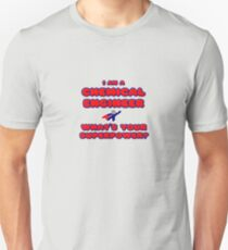 Chemical Engineer ... What's Your Superpower? T-Shirt