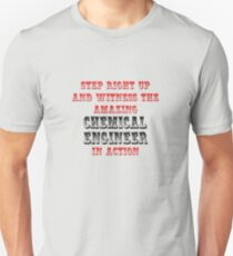The Amazing Chemical Engineer In Action T-Shirt