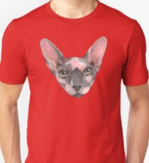 Raisin the Sphynx Unisex T-Shirt