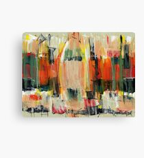 Abstract Art Fifty-Five Canvas Print