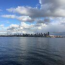 Seattle  by WaleskaL