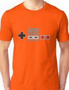Minimalistic NES Controller Unisex T-Shirt