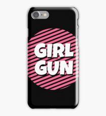 Girl Gun iPhone Case/Skin