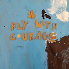 Project 321 - Fly with Courage by cehouston