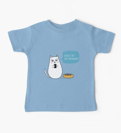 Wifi Cat Kids Clothes