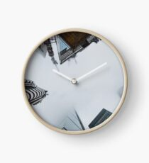 Buildings Clock
