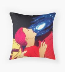True Love - Cosmic Throw Pillow