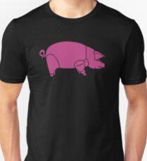 Pink Floyd David Gilmour Animals Design T-Shirt