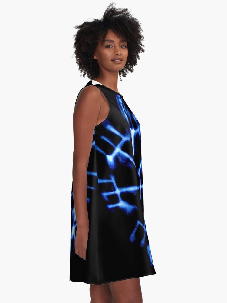 Alternate view of Divine A-Line Dress