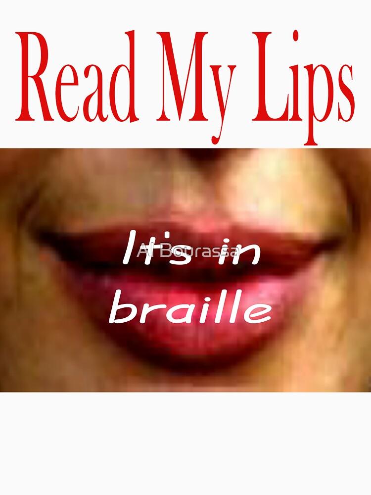 T- Read My Lips 7 by alabca