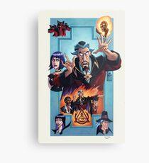 Venture Brothers - Doctor Orpheus Metal Print
