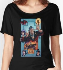 Venture Brothers - Doctor Orpheus Women's Relaxed Fit T-Shirt