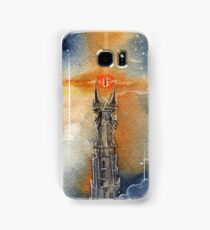 The Tower of Darkness Samsung Galaxy Case/Skin
