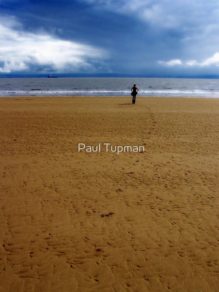 Footsteps by Paul Tupman