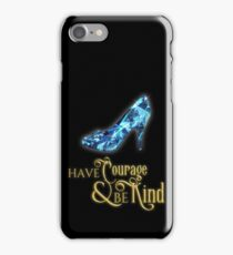 The Glass Slipper - Cinderella iPhone Case/Skin