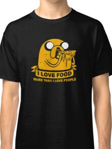 Food I love the Most funny Classic T-Shirt