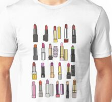 Your favorite lipstick collection Unisex T-Shirt