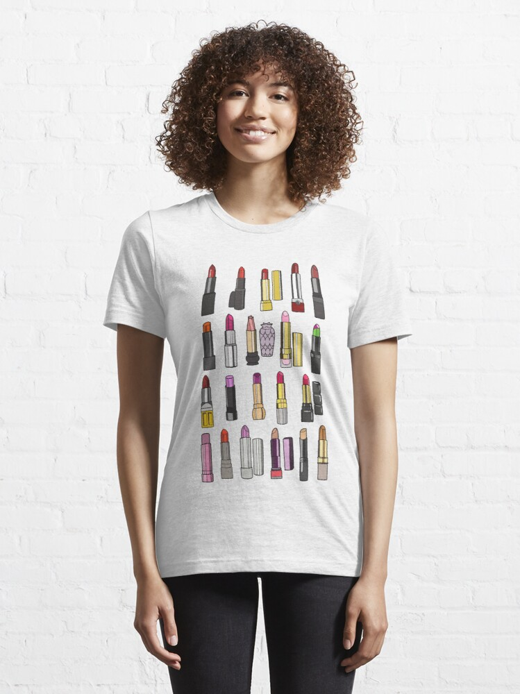 Alternate view of Your favorite lipstick collection Essential T-Shirt