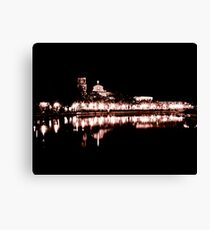 metro cathedral Canvas Print