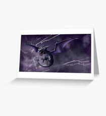 Aerodactyl Greeting Card