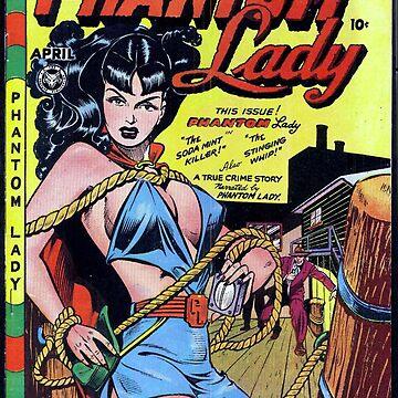 Phantom Lady by DesignInkz
