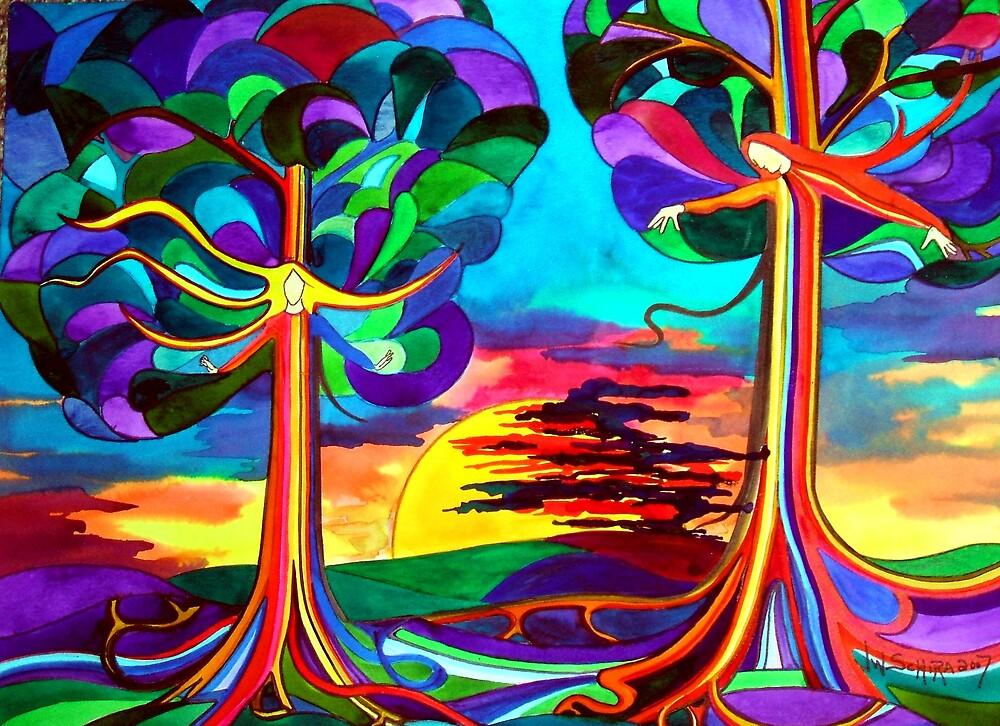 Symbiosis 2 by Jamie Winter-Schira