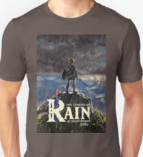 Zelda: Breath of the Wild - The Legend of Rain At Inconvenient Times Unisex T-Shirt