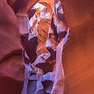 Inside Lower Antelope Canyon by SteveHphotos