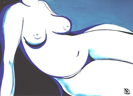nude by Leah Gay
