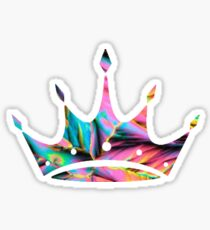 Zeta Tau Alpha Crown Sticker