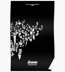 The Shining- Overlook Ball Poster