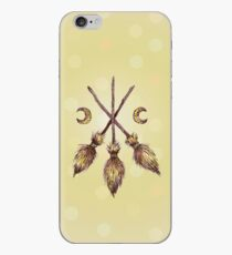 Three Broomsticks  iPhone Case