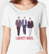 Squad Goals: Thomas Massie, Justin Amash, & Rand Paul Women's Relaxed Fit T-Shirt