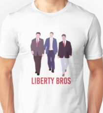 Squad Goals: Thomas Massie, Justin Amash, & Rand Paul T-Shirt