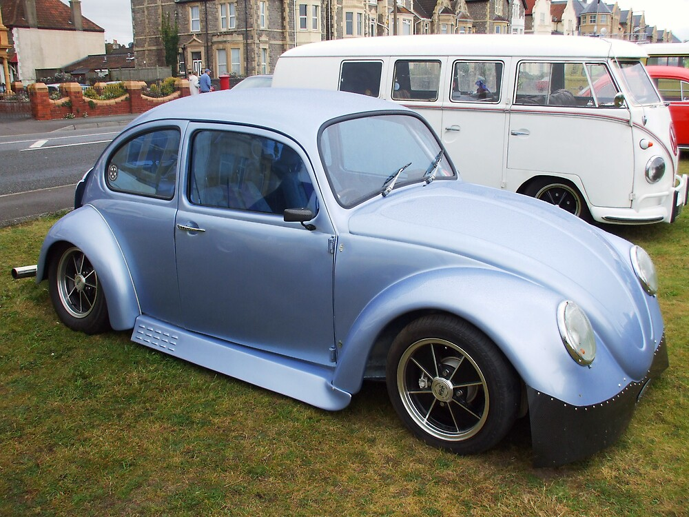 Classic VW by Roger Poole