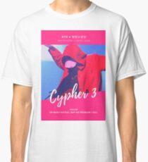 BTS - Cypher PT.3 Print Classic T-Shirt
