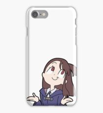 Akko Whatever Shirt iPhone Case/Skin