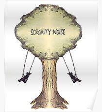 Sorority Noise, Joy Departed Design Poster