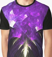 Explosion in Pyramid Cave Graphic T-Shirt