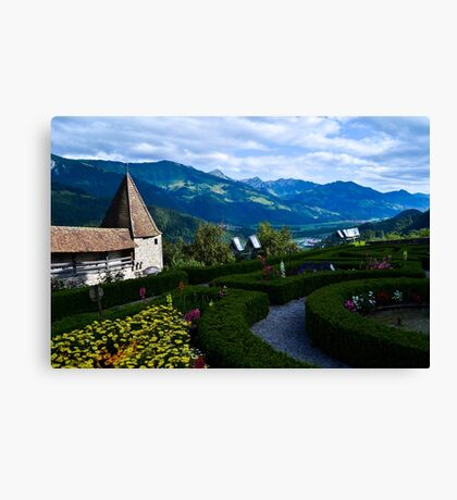 Fairytale Canvas Print