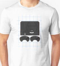 Megadrive single (white) Unisex T-Shirt