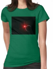 Sun Planet Womens Fitted T-Shirt